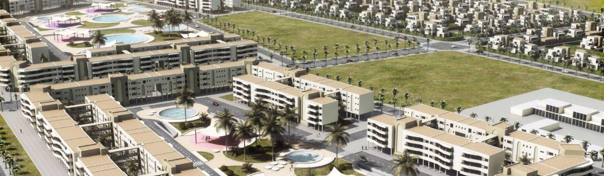 Desarrollo Urbanístico en Boughezoul